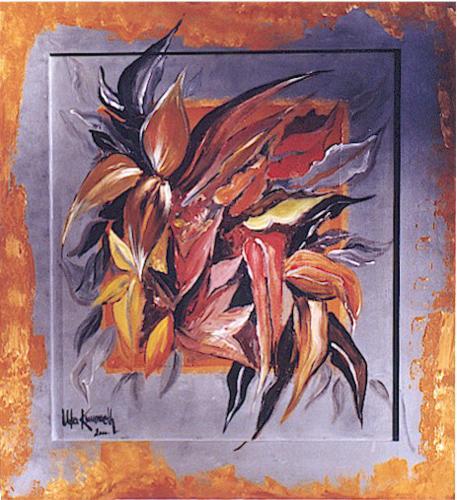 Acryl, Größe ca. 85x100 cm