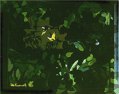 Acryl, Größe ca.70x50 cm